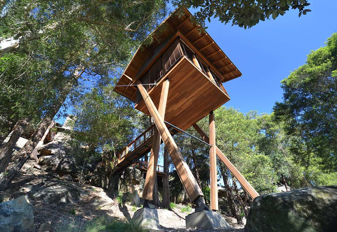 Sweven Treehouse