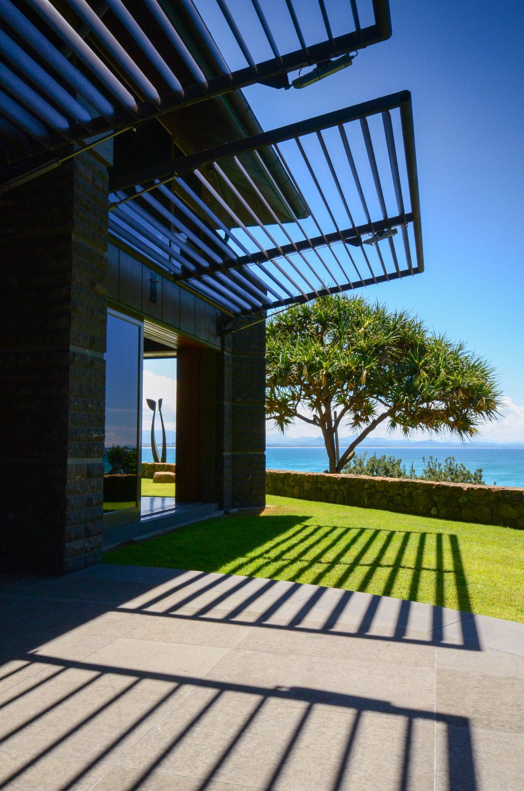 Lawn Terrace